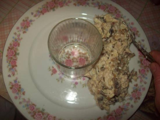 Салат - Леший - пошаговый рецепт с фото на