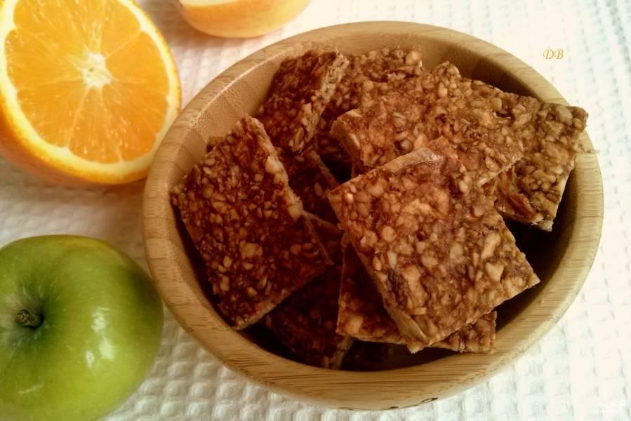 Сыроедческое печенье