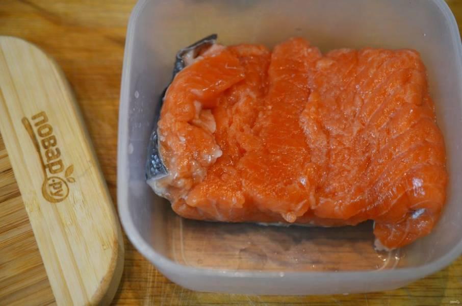 Форель в панировке - пошаговый рецепт с фото на