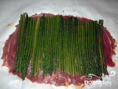 Утиные рулеты с тыквенно-грибной начинкой - пошаговый рецепт