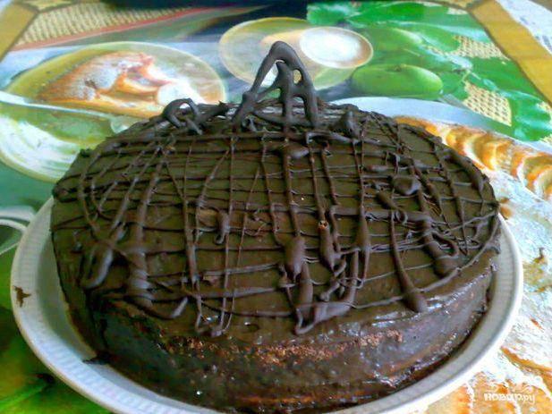 """Торт """"Чародейка"""""""