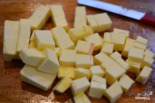 Канапе с паштетом - пошаговый рецепт