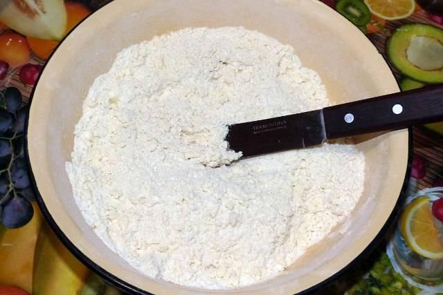 Рогалики на сметане - пошаговый рецепт