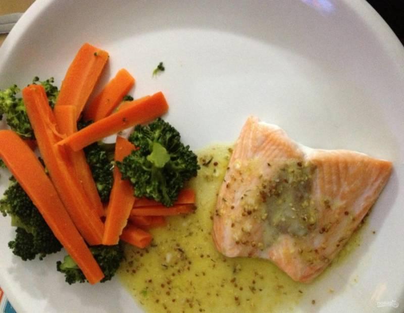 Соус к лососю - пошаговый рецепт с фото на