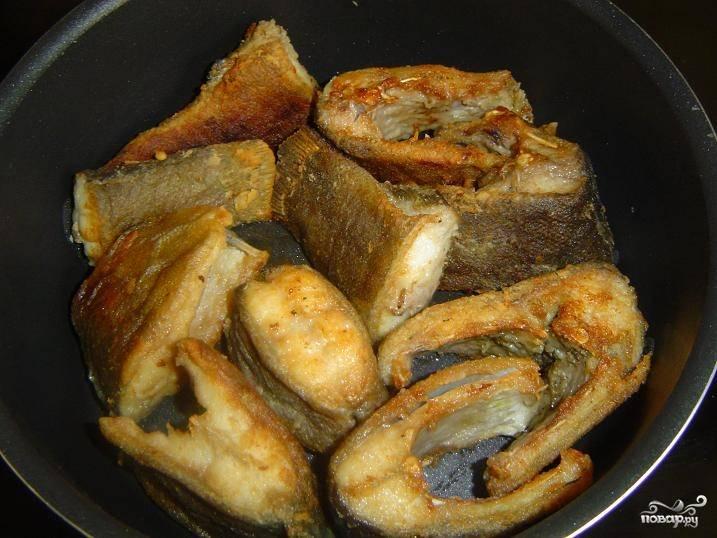 Линь в сметанном соусе - пошаговый рецепт с фото на