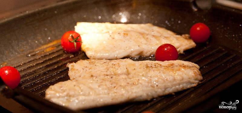 Дорада с голландским соусом - пошаговый рецепт