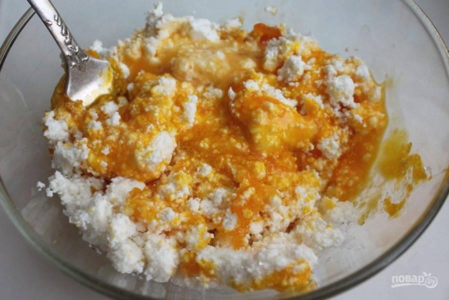 Творожное печенье без масла и маргарина - пошаговый рецепт с фото на