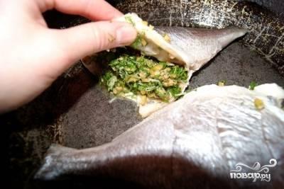 Дорада с сальсой - пошаговый рецепт