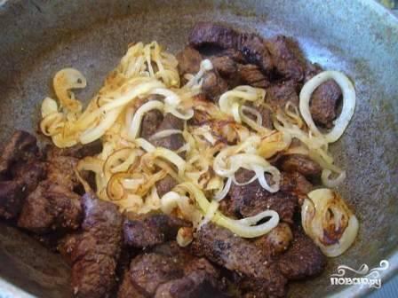 Азу из конины по татарски - пошаговый рецепт