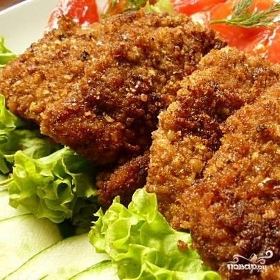 Мясо по-арабски - пошаговый рецепт