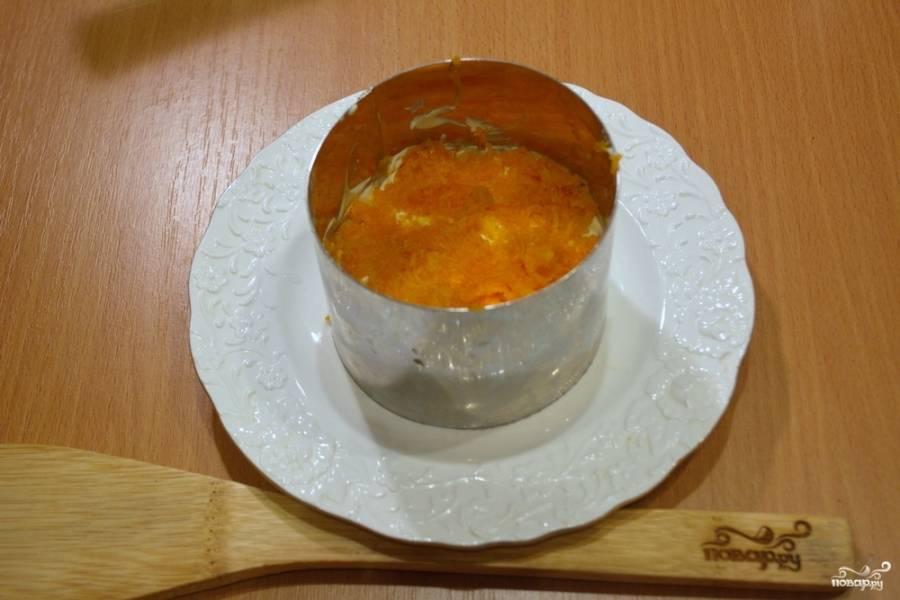 Селедка под шубой порционная - пошаговый рецепт с фото на
