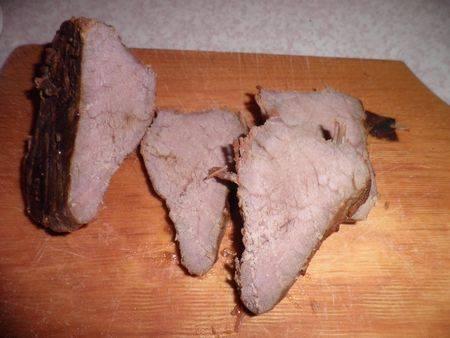 Запеченная телятина в рукаве - пошаговый рецепт