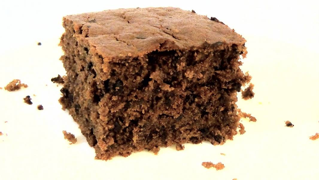 Шоколадный пирог с кабачком (цуккини)
