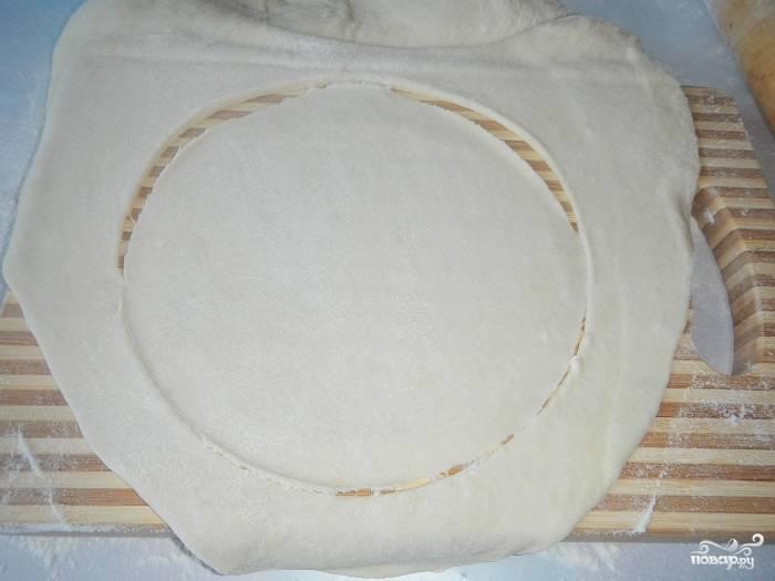 Тесто на чебуреки - пошаговый рецепт