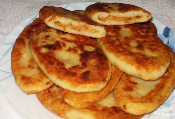 Капустно-картофельные котлеты - пошаговый рецепт