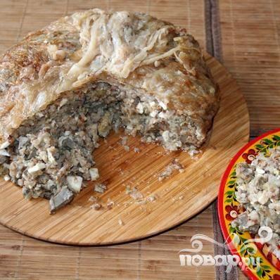 Сальник - пошаговый рецепт с фото на