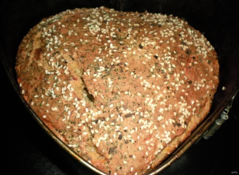 Быстрый хлеб без дрожжей - пошаговый рецепт с фото на
