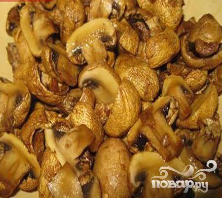 Грибы - обалденные - пошаговый рецепт
