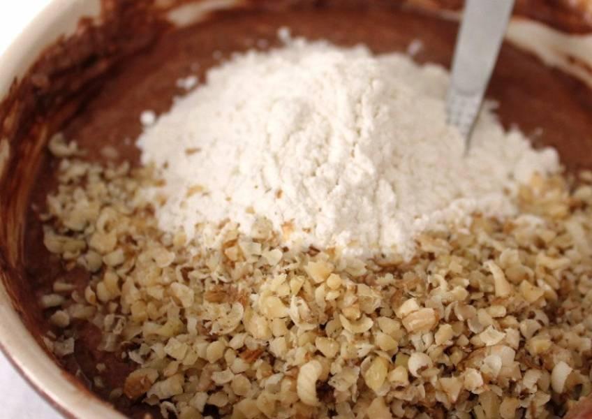 Шоколадное печенье с вишней - пошаговый рецепт с фото на