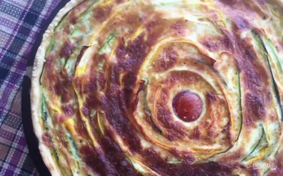 Солнечный летний пирог - пошаговый рецепт с фото на
