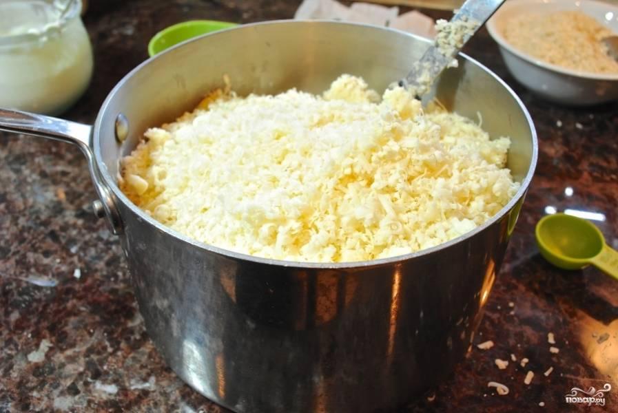 Запеканка из макарон с сыром - пошаговый рецепт с фото на