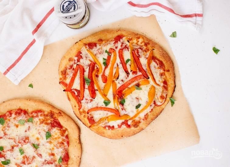 Быстрый рецепт пиццы