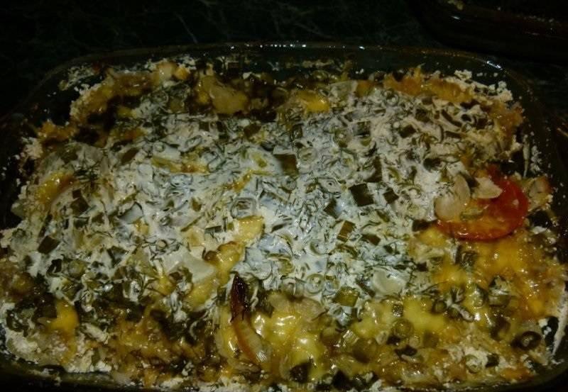 Мусака с кабачками - пошаговый рецепт