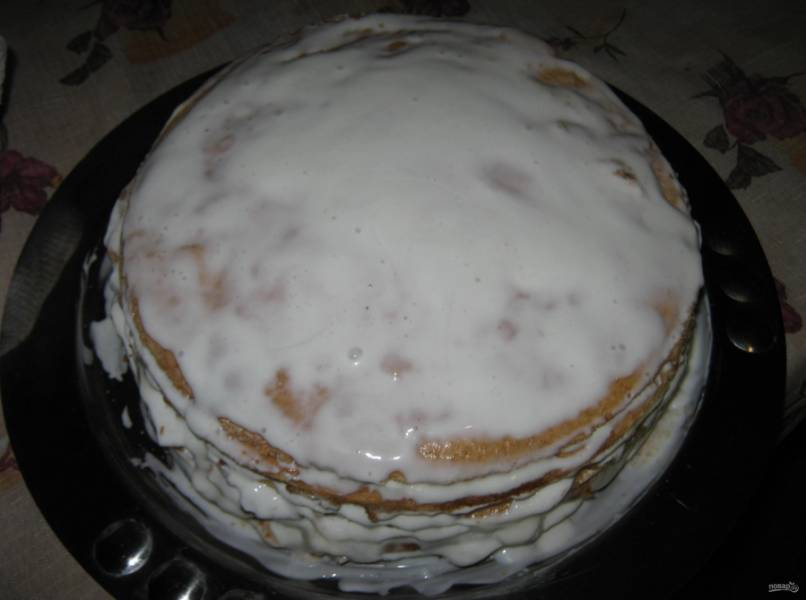 Торт - Мадонна - пошаговый рецепт