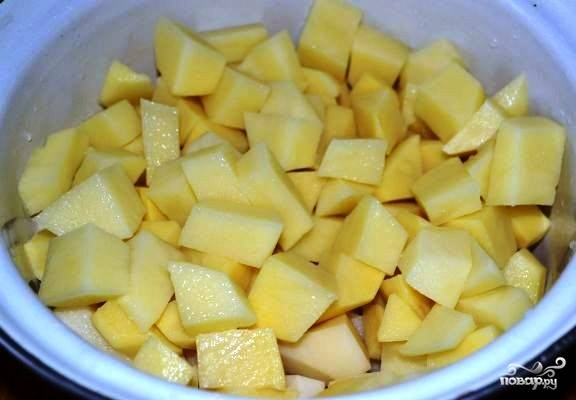 Картошка, запеченная с горчицей - пошаговый рецепт с фото на