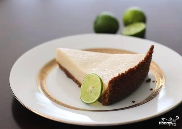 Диетический десерт из творога
