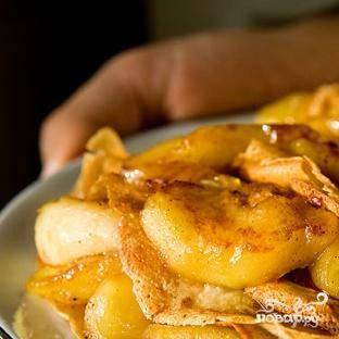 10. Подаем блинчики к столу, пока горячие. Приятного аппетита!