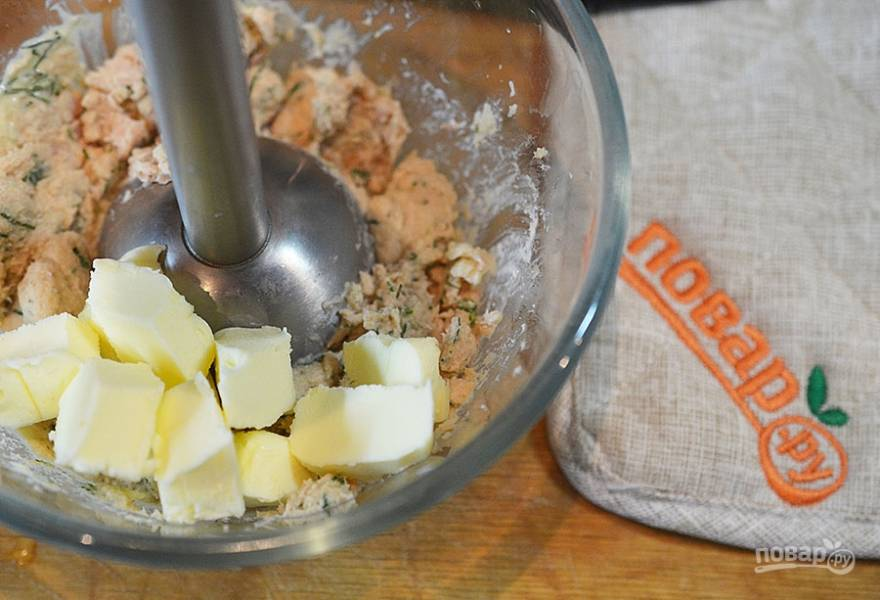 Деликатесный паштет из трески - пошаговый рецепт