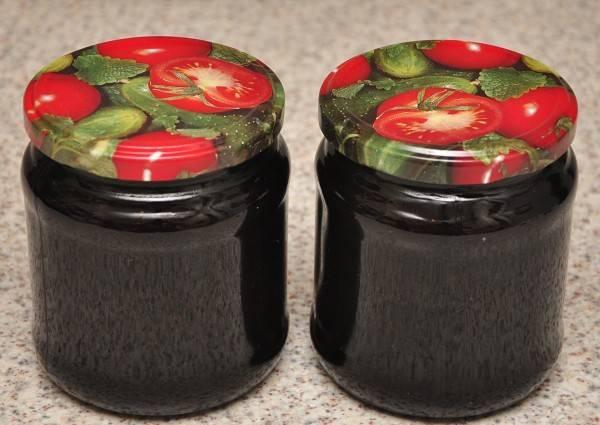 Варенье из черники в аэрогриле - пошаговый рецепт