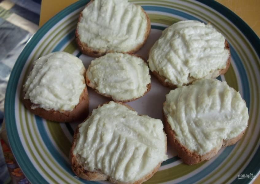 Гренки по-новому - пошаговый рецепт