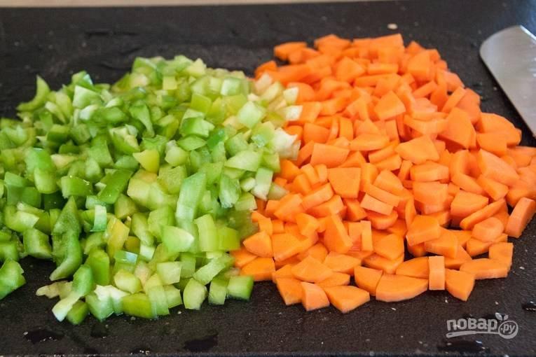 Овощное рагу с помидорами - пошаговый рецепт