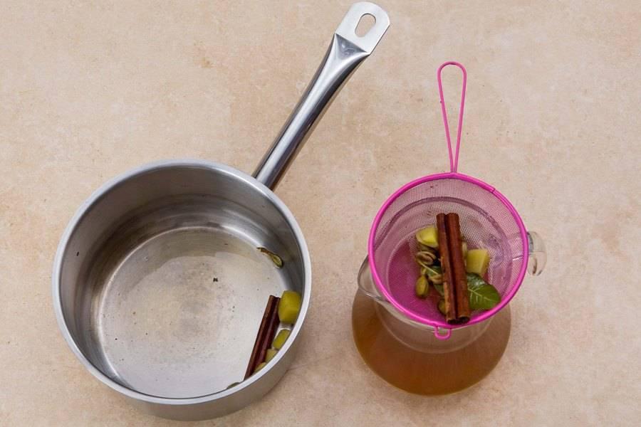 Сбитень столбушинский - пошаговый рецепт