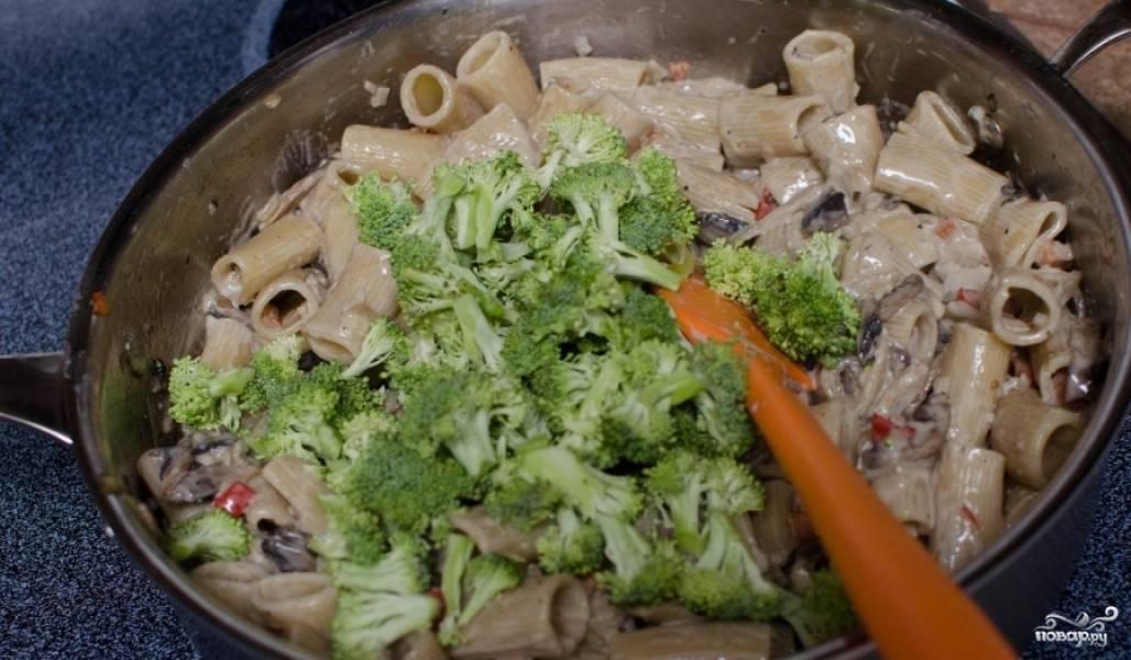 Паста с овощами - пошаговый рецепт