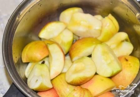 Заяц с яблоками - пошаговый рецепт с фото на