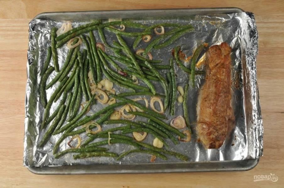 Свиная вырезка с соусом - пошаговый рецепт
