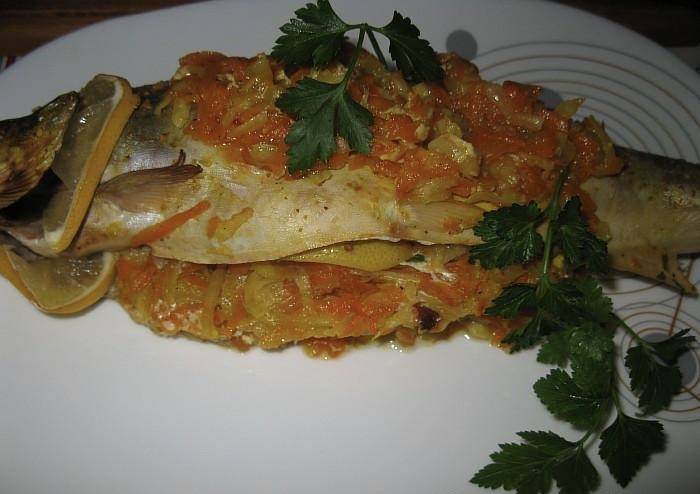 Голец на сковороде рецепты с фото