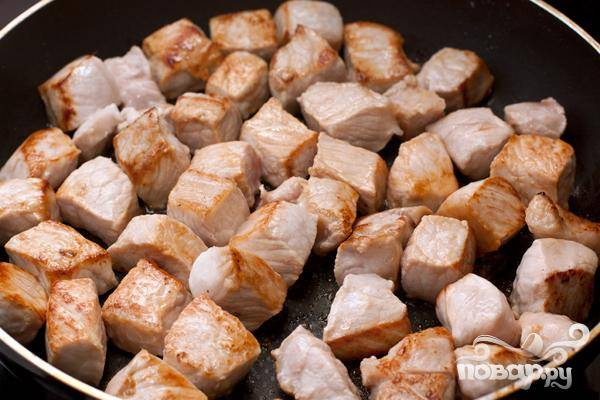 Свинина в пиве - пошаговый рецепт с фото на