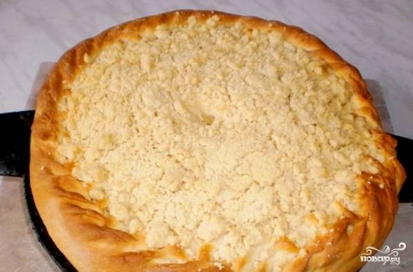 Пирог татарский с сухофруктами - пошаговый рецепт с фото на