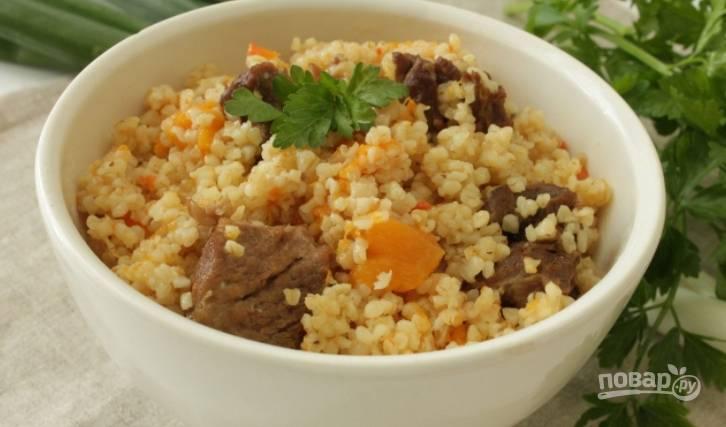 Вкусная пшеничная каша - пошаговый рецепт
