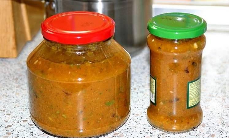 Соус ткемали из абрикосов - пошаговый рецепт с фото на