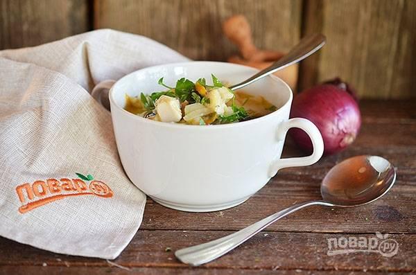 Исландский рыбный суп со сливками