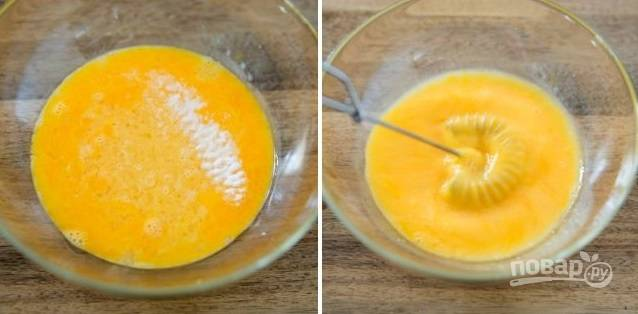 Яичный блинчик для роллов рецепт