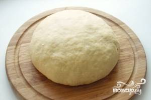 Пицца с сыром и грушей - пошаговый рецепт