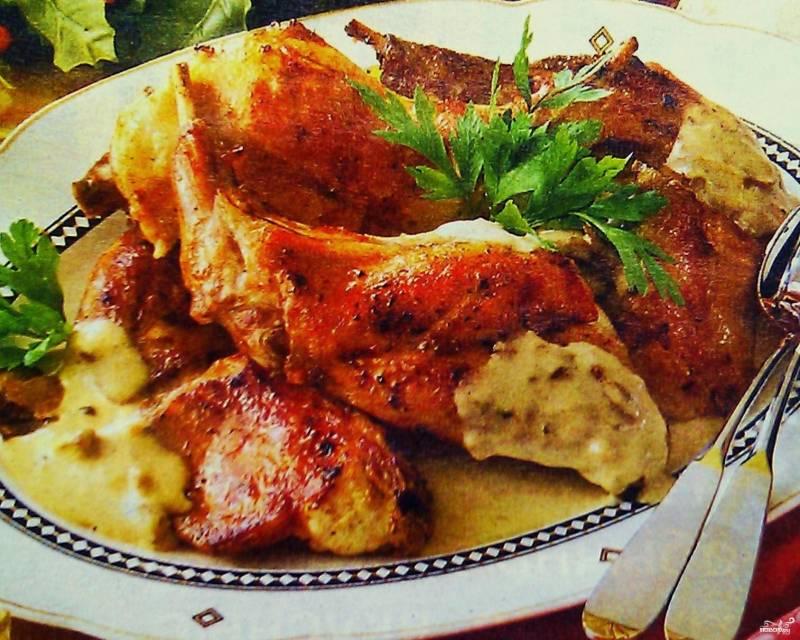 Блюда из зайца в духовке