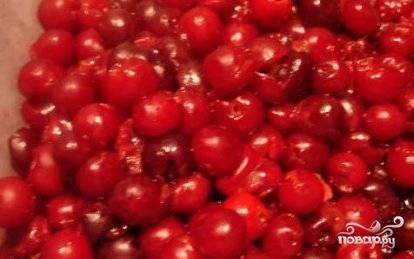 Джем вишневый с пектином - пошаговый рецепт с фото на
