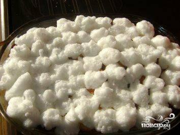 Яблочная бабка - пошаговый рецепт с фото на